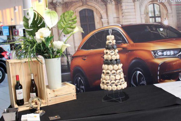 soiree citroen4 - Citroën : Lancement du D7 Crossback