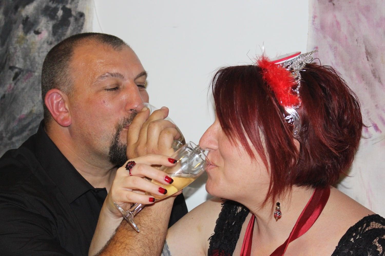 173 - 20 ans de mariage et 40 ans pour Carolyne & Sébastien